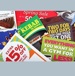 leafletbroduchureprints PRINT SERVICES